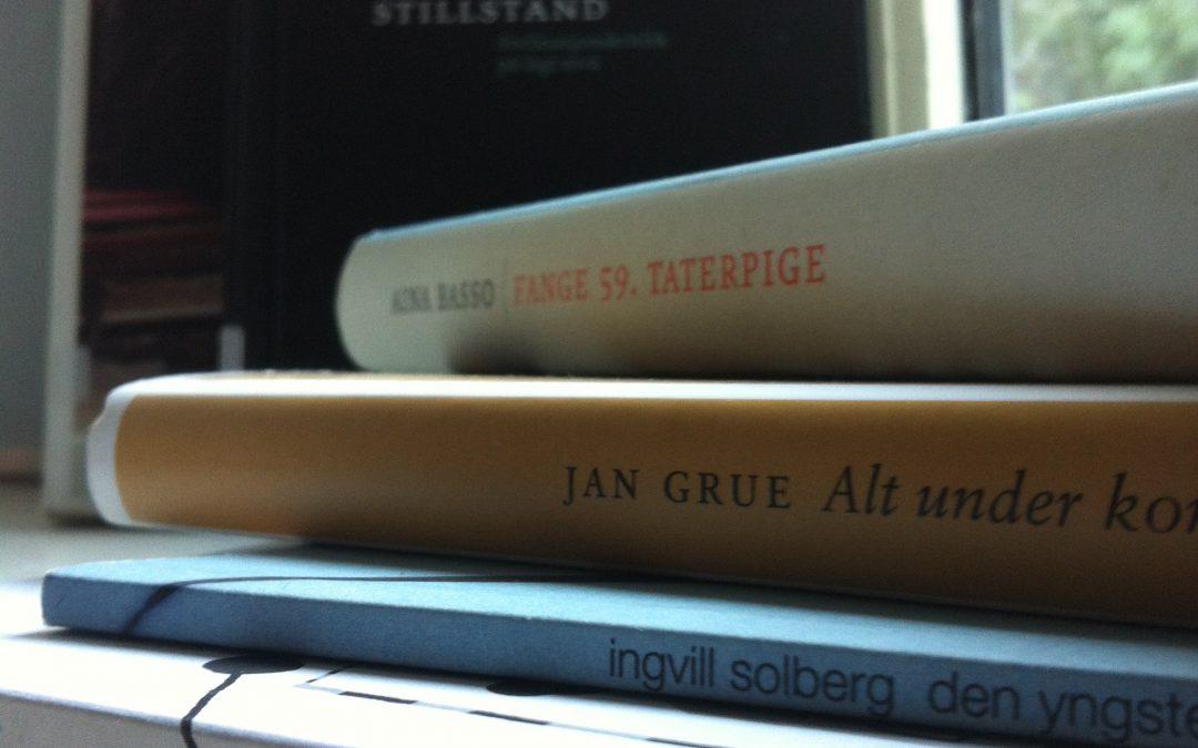 Om god litteratur og dårlig samvittighet