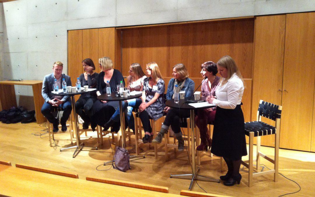 Debatt om bokbloggere