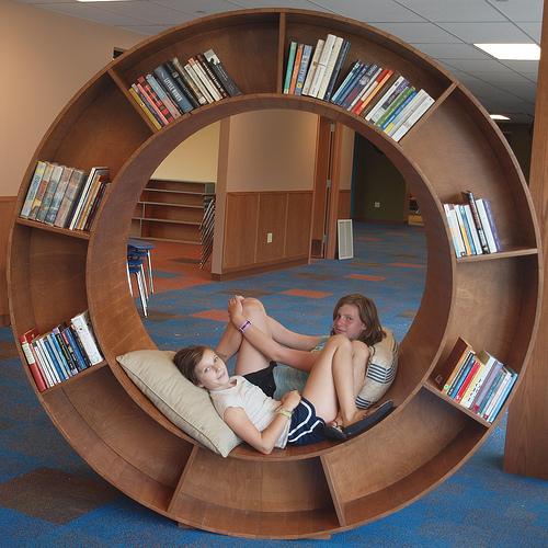 Verdens beste lesesirkel!