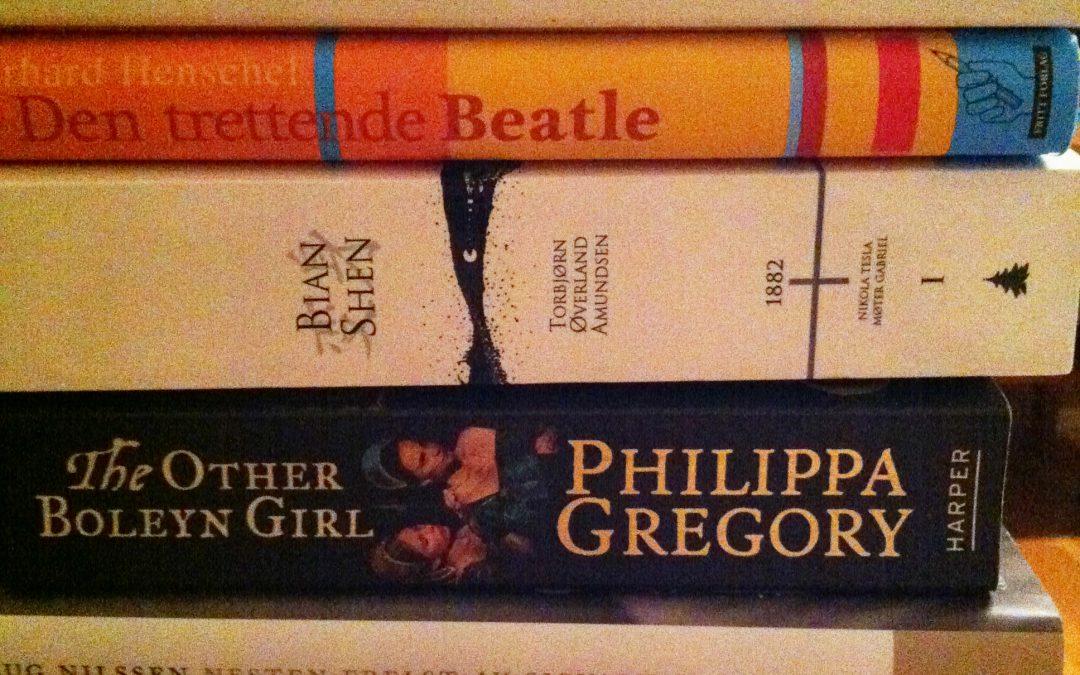 Fødepakke med bøker