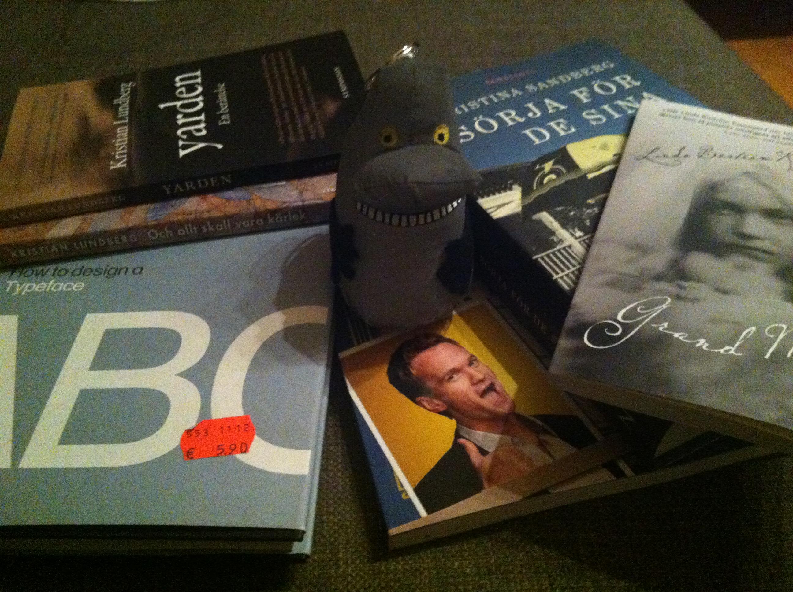 kjøpt i akademiska bokhandeln