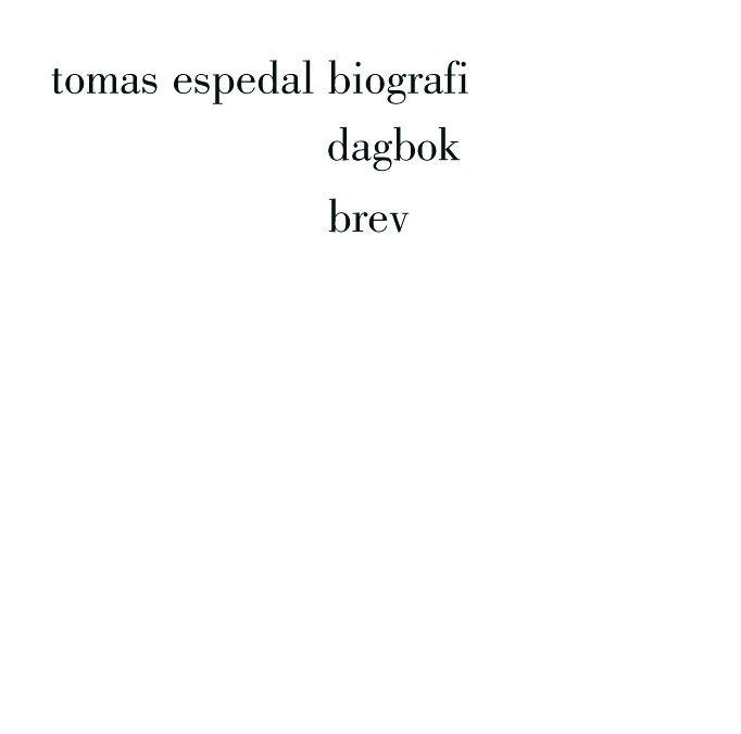 Biografi / Dagbok / Brev