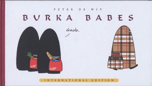Modig og morsom burka-bok
