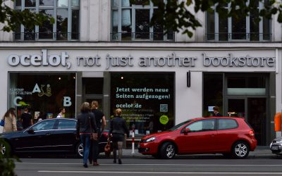 Ikke bare enda en bokbutikk