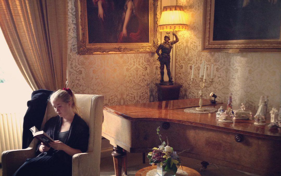 Leserprofil: Linda Therese Utstøl