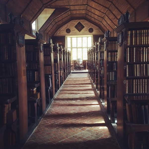 Biblioteket ved Merton College