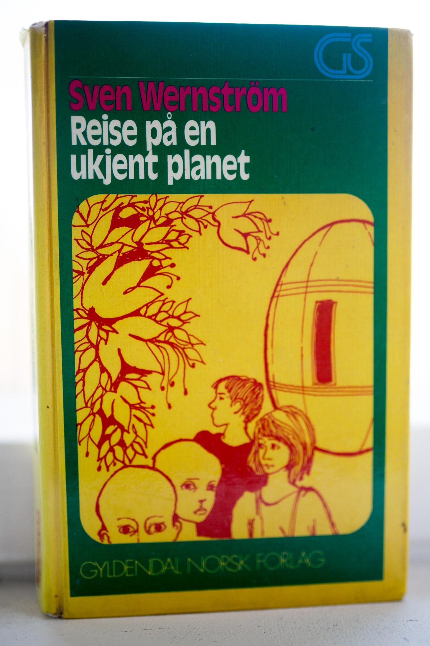 ukjent planet (1 of 1)