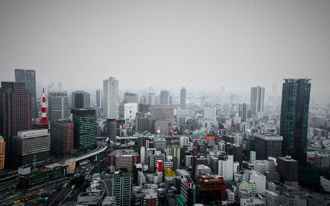 Bokhandlar i Osaka
