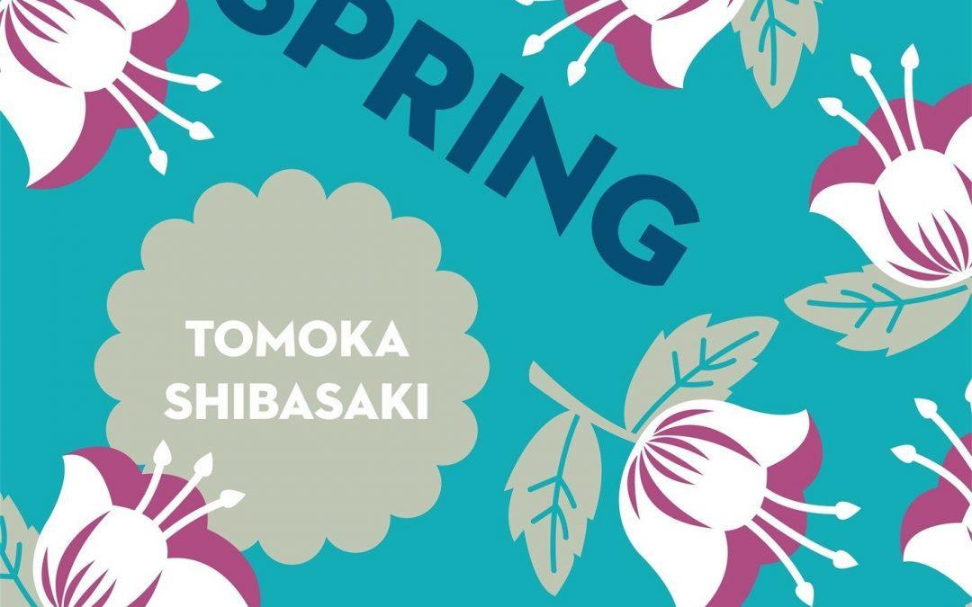 Spring Garden av Tomoka Shibasaki