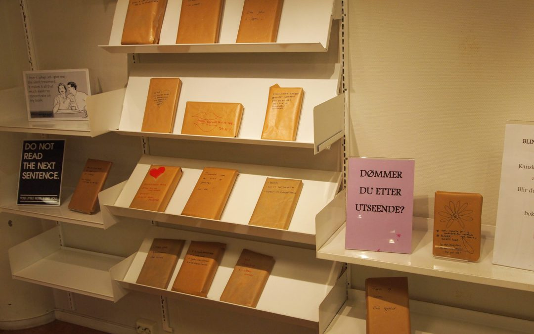 Dobbeldeit fra biblioteket