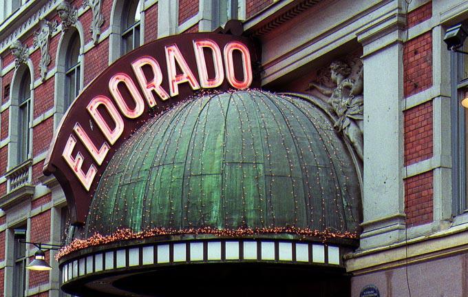 Ikke et eldorado