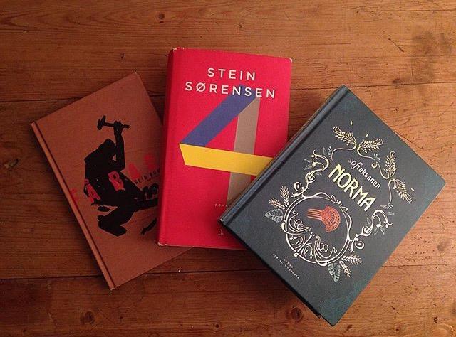 Leselista – vårens beste bøker