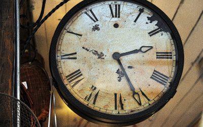 Hvordan stanse tiden?