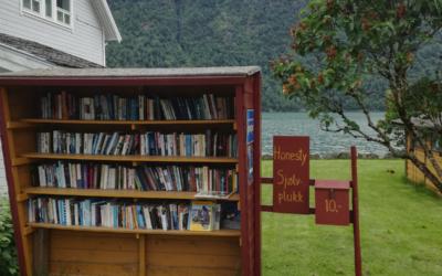 SOMMERTIPS: Den norske bokbyen